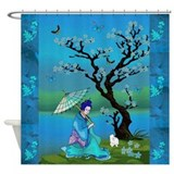 Haruko Shower Curtain