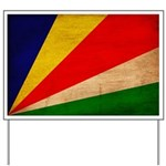 Seychelles Flag Yard Sign