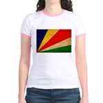 Seychelles Flag Jr. Ringer T-Shirt