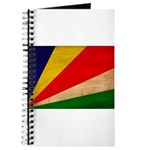 Seychelles Flag Journal