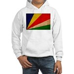 Seychelles Flag Hooded Sweatshirt