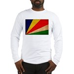 Seychelles Flag Long Sleeve T-Shirt