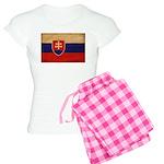 Slovakia Flag Women's Light Pajamas