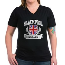 Blackpool England Shirt