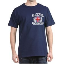 Blackpool England T-Shirt