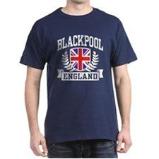 Blackpool England T-Shirt