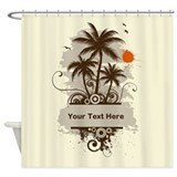 Cute Entertainment pop culture Shower Curtain