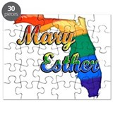Mary Esther, Florida, Gay Pride, Puzzle