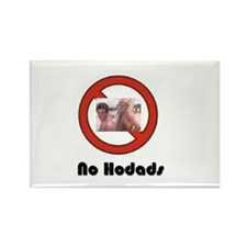 No Hodads Rectangle Magnet
