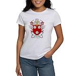 Van der Meer Coat of Arms Women's T-Shirt
