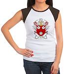 Van der Meer Coat of Arms Women's Cap Sleeve T-Shi