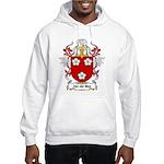 Van der Meer Coat of Arms Hooded Sweatshirt