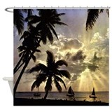 Beautiful Sunset Shower Curtain