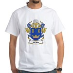 Van Male Coat of Arms White T-Shirt