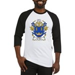 Van Male Coat of Arms Baseball Jersey