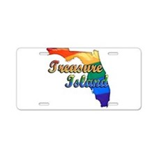 Treasure Island, Florida, Gay Pride, Aluminum Lice