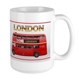 Red Bus Mug