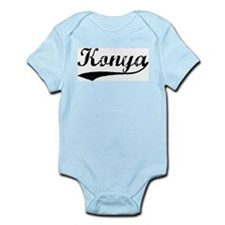 Vintage Konya Infant Creeper