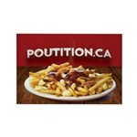 Poutition.ca Magnet
