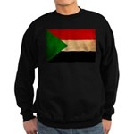 Sudan Flag Sweatshirt (dark)