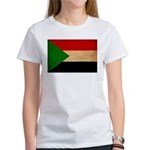 Sudan Flag Women's T-Shirt