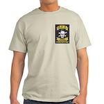 DEA Jungle Ops Ash Grey T-Shirt