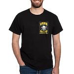 DEA Jungle Ops Black T-Shirt