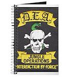 DEA Jungle Ops Journal