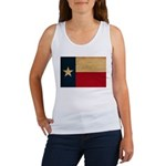 Texas Flag Women's Tank Top