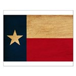 Texas Flag Small Poster