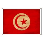 Tunisia Flag Banner