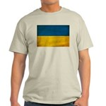 Ukraine Flag Light T-Shirt