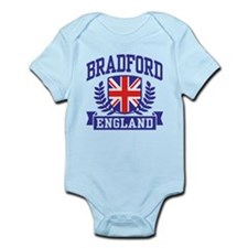Bradford England Infant Bodysuit