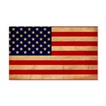 United States Flag 22x14 Wall Peel