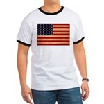 United States Flag Ringer T