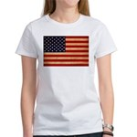 United States Flag Women's T-Shirt