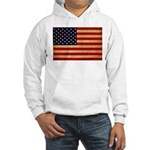 United States Flag Hooded Sweatshirt