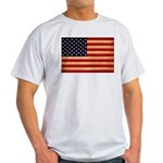 United States Flag Light T-Shirt