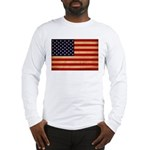 United States Flag Long Sleeve T-Shirt