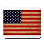 United States Flag Mousepad
