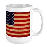 United States Flag Large Mug
