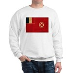 Wallis and Futuna Flag Sweatshirt