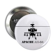 "Apache AH-64D 2.25"" Button"