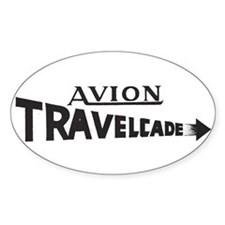Early Travelcade Logo Decal