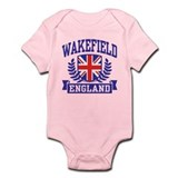 Wakefield England Onesie