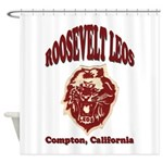 Roosevelt Leos Shower Curtain