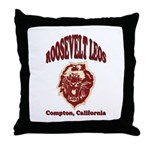 Roosevelt Leos Throw Pillow