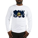 Vermont Flag Long Sleeve T-Shirt