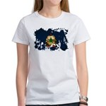 Vermont Flag Women's T-Shirt