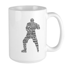 Hockey Fighter Goon Mug